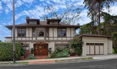 1877 LYNDON ROAD, San Diego, CA 92103 - #: 200002299