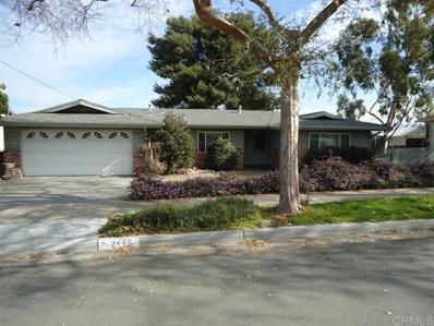 2445 Glebe Dr, Lemon Grove, CA 91945 - #: 200003006