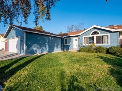 3035 Julielynn Way, Lemon Grove, CA 91945 - #: 200003232