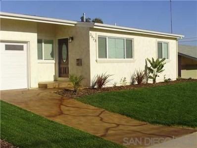 3623 Nassau Dr, San Diego, CA 92115 - #: 200003337