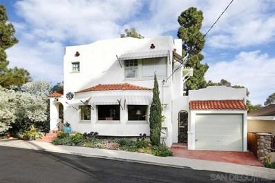 3933 Saint James Place, San Diego, CA 92103 - #: 200004637
