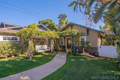 4361 Hermosa Way, San Diego, CA 92103 - #: 200004786