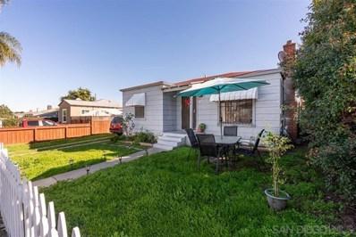 829 Dominion St, San Diego, CA 92113 - #: 200005358