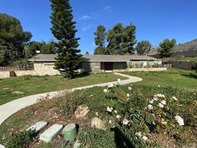 1808 Meadowlark Ranch Road, San Marcos, CA 92078 - #: 200005407
