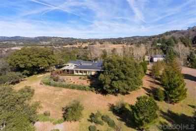 3850 Pine Hills Rd, Julian, CA 92036 - #: 200006491