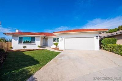 6327 Del Cerro Ct, San Diego, CA 92120 - #: 200007424