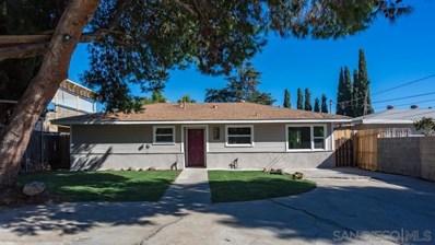 2185 El Prado Ave, Lemon Grove, CA 91945 - #: 200008465