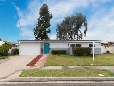 3830 Mount Abraham, San Diego, CA 92111 - #: 200009031