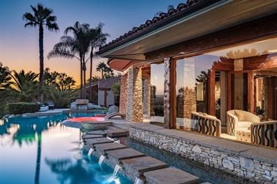 16643 El Zorro Vista, Rancho Santa Fe, CA 92067 - #: 200022632