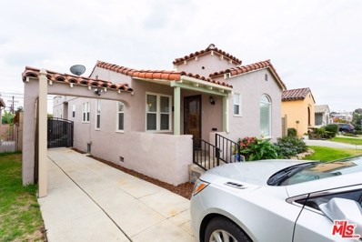 4018 W 59TH Place, Los Angeles, CA 90043 - #: 20544938