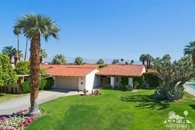 40140 Via Valencia, Rancho Mirage, CA 92270 - #: 217015546DA