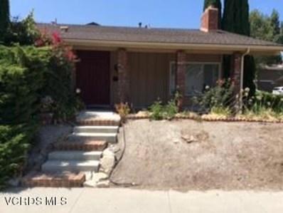 1924 Brooktree Court, Thousand Oaks, CA 91362 - #: 218010884