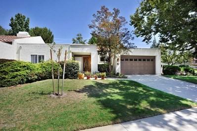636 Shadow Lake Drive, Thousand Oaks, CA 91360 - #: 218010919