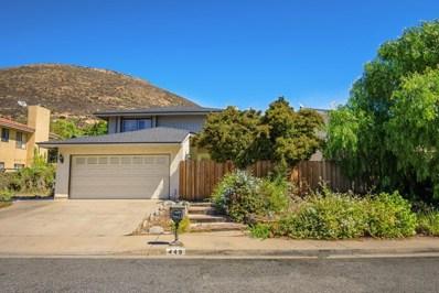 449 Grand Oak Lane, Thousand Oaks, CA 91360 - #: 218011932