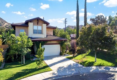 6202 Tangelo Place, Simi Valley, CA 93063 - #: 218012063