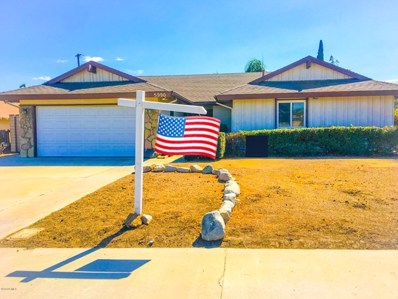 5990 Havilland Lane, Riverside, CA 92504 - #: 218012162