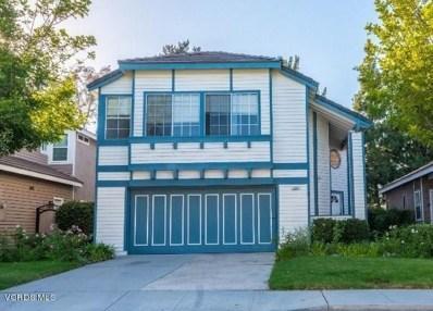 12077 Alderbrook Street, Moorpark, CA 93021 - #: 218012411
