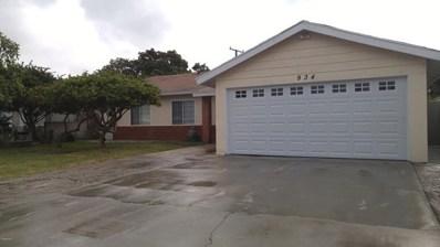 934 Rialto Street, Oxnard, CA 93035 - #: 218012507
