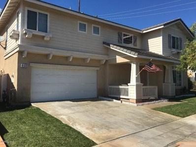 858 Hinckley Lane, Fillmore, CA 93015 - #: 218012630