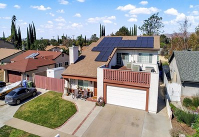 2751 Currier Avenue, Simi Valley, CA 93065 - #: 218013923