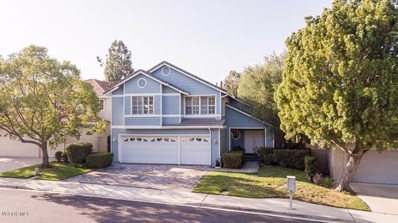 4097 Pine Hollow Place, Moorpark, CA 93021 - #: 218013993