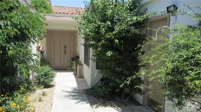 111 TORREMOLINOS Drive UNIT 111, Rancho Mirage, CA 92270 - #: 218019692DA