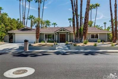 1230 San Joaquin Drive, Palm Springs, CA 92264 - #: 218024384DA