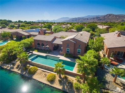 4 Via Santanella Court, Rancho Mirage, CA 92270 - #: 218025476DA