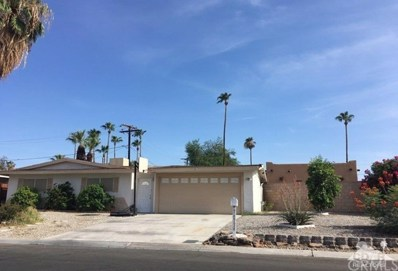 74734 Gary Avenue, Palm Desert, CA 92260 - #: 218025966DA