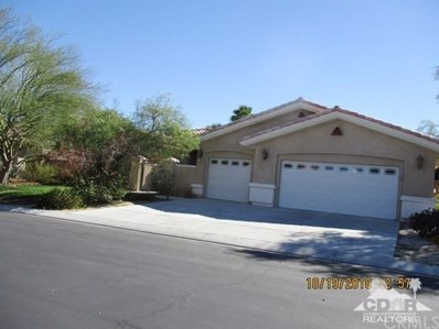 126 Clearwater Way, Rancho Mirage, CA 92270 - #: 218031376DA