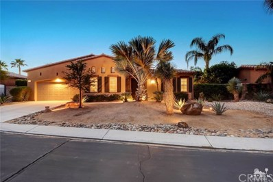 115 Via Santo Tomas, Rancho Mirage, CA 92270 - #: 218031612DA