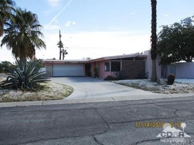 2025 Francis Drive, Palm Springs, CA 92262 - #: 218034398DA