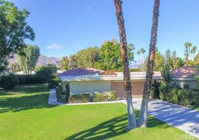 1029 Oakcrest Drive, Palm Springs, CA 92264 - #: 218034528DA