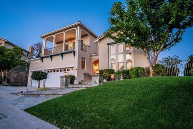 7260 Rockridge Terrace, West Hills, CA 91307 - #: 219000931