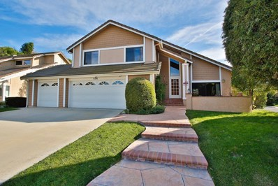 696 Wildcreek Circle, Thousand Oaks, CA 91360 - #: 219001023
