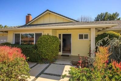 1232 Calle Castano, Thousand Oaks, CA 91360 - #: 219001859