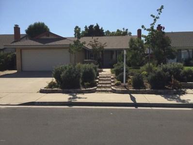 5346 Cherry Ridge Drive, Camarillo, CA 93012 - #: 219010098