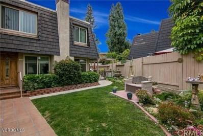 1533 Redwood Circle, Thousand Oaks, CA 91360 - #: 219011086