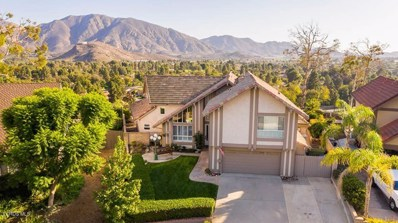 5590 Mulberry Ridge Drive, Camarillo, CA 93012 - #: 219011770