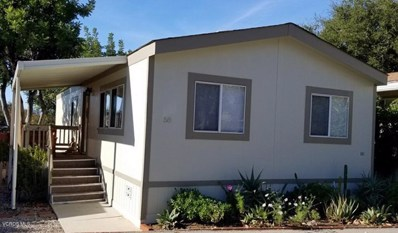 1075 Loma Drive UNIT 58, Ojai, CA 93023 - #: 219014568