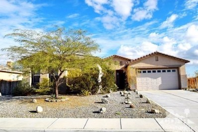 69017 overlook Drive, Desert Hot Springs, CA 92240 - #: 219021399DA
