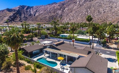 450 Monte Vista Drive, Palm Springs, CA 92262 - #: 219030954PS