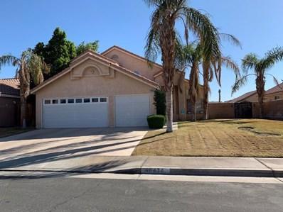 46434 Monte Vista Drive, Indio, CA 92201 - #: 219031876DA