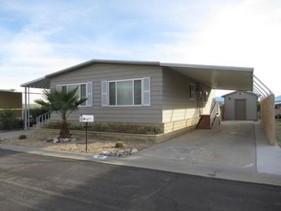 14777 Palm Drive UNIT 137, Desert Hot Springs, CA 92240 - #: 219036138DA