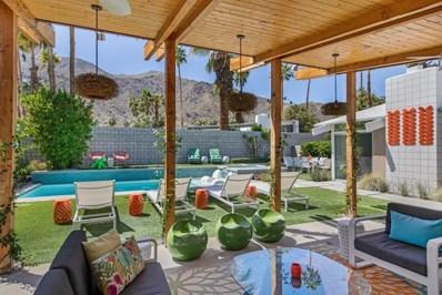 879 Via Monte, Palm Springs, CA 92262 - #: 219038540PS