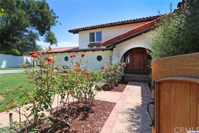 1407 Glen Oaks Boulevard, Pasadena, CA 91105 - #: 318002782