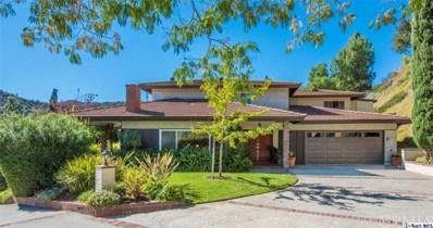 3795 Whiting Manor Lane, Glendale, CA 91208 - #: 318004395