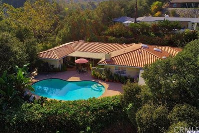 321 Whiting Woods Road, Glendale, CA 91208 - #: 318004488