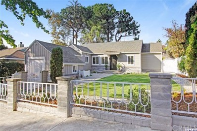911 La Loma Road, Eagle Rock, CA 90041 - #: 319000593