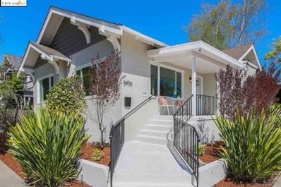5950 Canning Street, Oakland, CA 94609 - #: 40858907